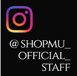 Instagram SHOP-MU OFFICIAL STAFF